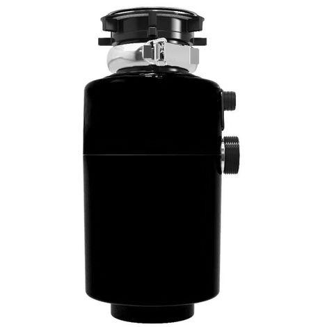 220V Black Waste Disposal Shredder