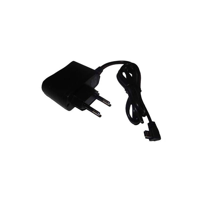 Vhbw - 220V Bloc d'alimentation chargeur (1A) avec mini-USB pour Mitac Mio A201 A501 A700 A701 C210 C220 C250 C310 C317 C320 C510 C517 C520 C710