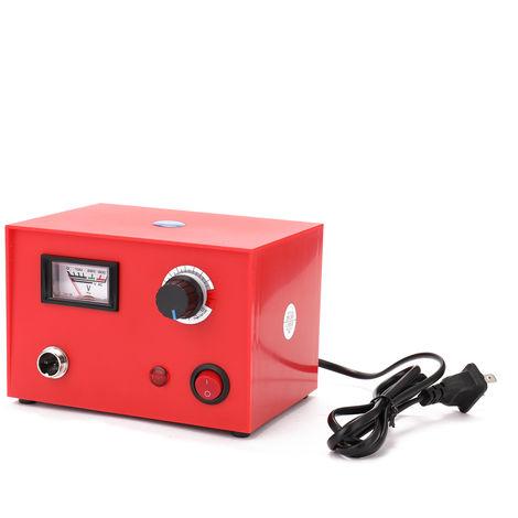 220V electrico calabaza instrumento indicador de madera pirograbado Maquina con 23pcs cabezas de soldadura de alambre 2 asas