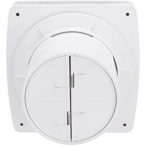 220V Ventilateur Fenêtre Faible Bruit Salle de Bains Cuisine Toilettes 4 pouce LAVENTE