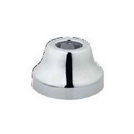 224 Cappuccio a campana con alette per rubinetto incasso