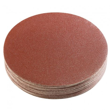 225 MM VELCRO SANDING POLISHING SANDER DISCS 30pk