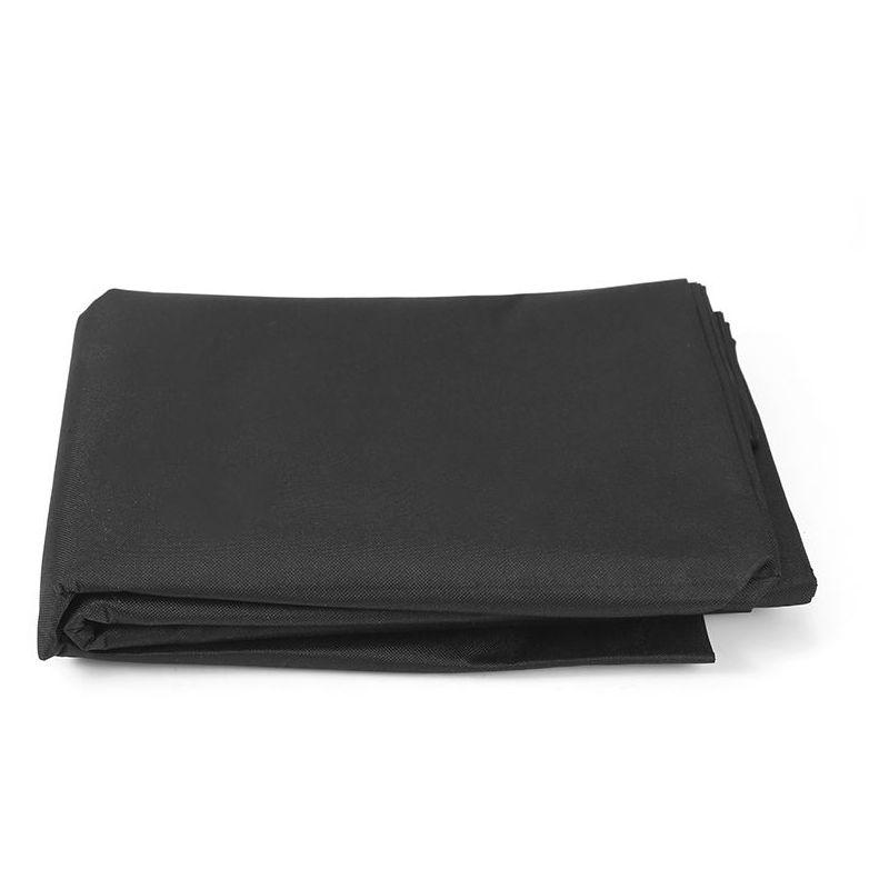 226 112 65cm Exterieur Housse De Protection Noir Couverture Impermeable Bache Pour Salon De Jardin