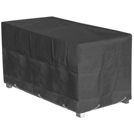 226 112 65cm Exterieur Housse De Protection Noir