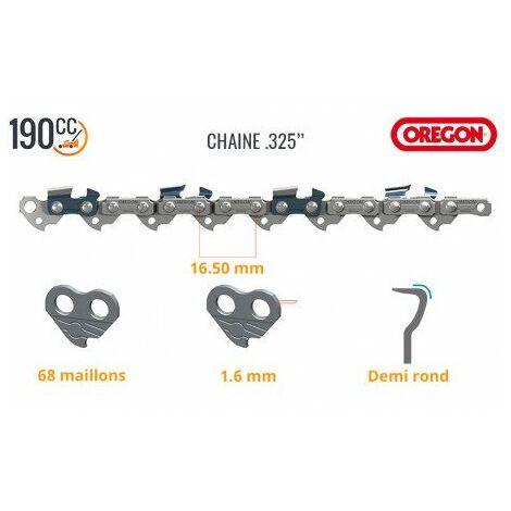 22BPX068E Chaine de tronçonneuse Oregon