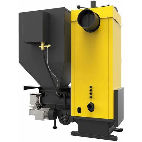 22kW Power Efficient Heating Boiler Non-Wood Pellet PerEko Argo Multi