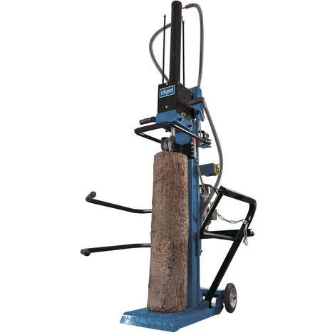 230V 10 TON HYDRAULIC VERTICAL LOG SPLITTER WOOD TIMBER CUTTER SCHEPPACH HL1020