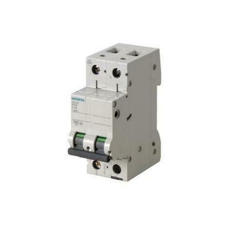 230V 230V 230V MAGNETHOTHERMIC SWITCHER 4.5 KA 1P+N C 6A 5SL3506-7 5SL35067