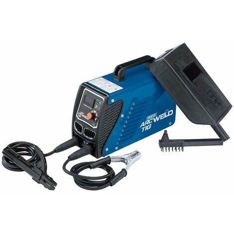 230V ARC/Tig Inverter Welder Kit (100A) (83402)