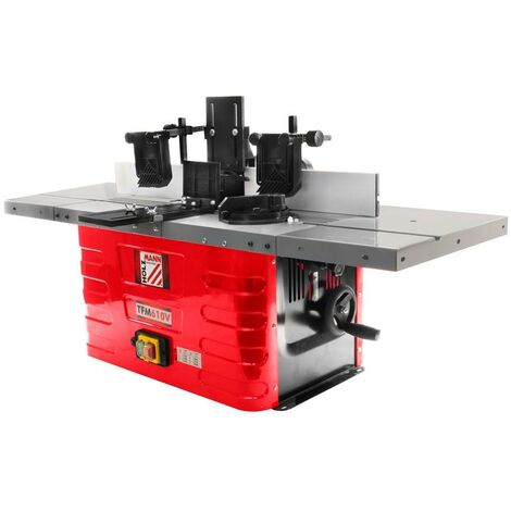 230V BENCH / TOP SHAPER ROUTER TABLE HOLZMANN TFM610V