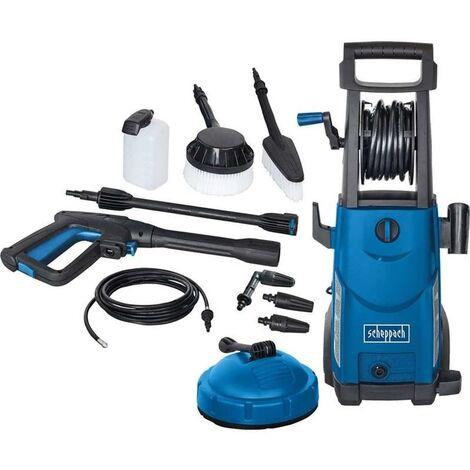 230V ELECTRIC HIGH PRESSURE CLEANER 165 BAR 468 L/H 2200W SCHEPPACH HCE2200