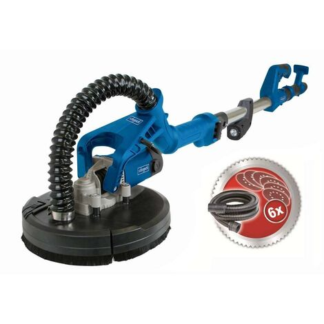 230V PORTABLE DRY WALL SANDER WITH 1.7M EXTENDABLE ARM SCHEPPACH DS920