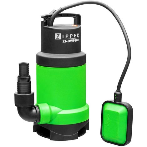 230V SUBMERSIBLE ELECTRIC DIRTY WATER PUMP 900W ZIPPER ZI-DWP900