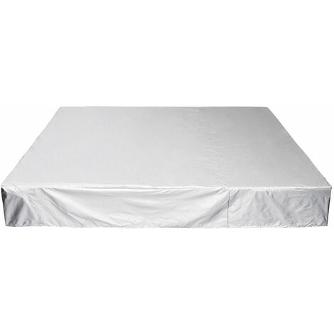 231x231x30cm Protective cover Sun lounger cover PE fabric