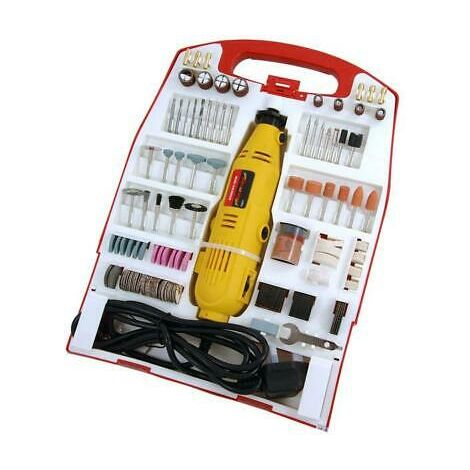 233PC 135W Rotary multi Tool Set Speed 32000rpm Engrave Cut Drill Sand