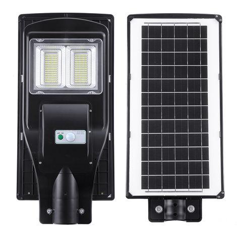 234LED 240W Solar Powered Street Light Radar