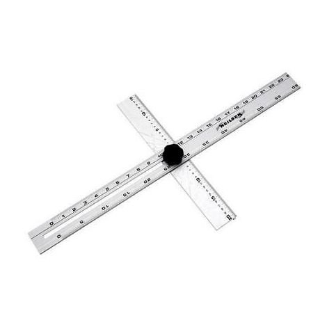 24-inch Adjustable T-square