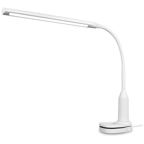 24 LEDs Clamp Clip Light Table Lamp Eye Protection Stepless Dimmable Bendable USB Powered 5W