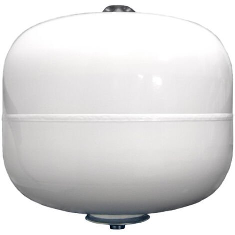"24 Litre Varem Extravarem LC White Potable Water Expansion Vessel 3/4"" Connection"