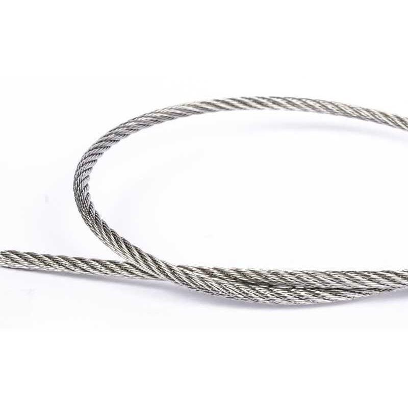 C/âble choker Gladiatox type B 13 mm Longueur avec boucle 3,5 m /Ø c/âble