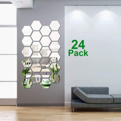 Best Mirror Stickers, Wall Decor Mirror Stickers