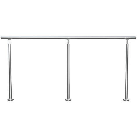 240CM Handrail Stainless Steel Balustrade