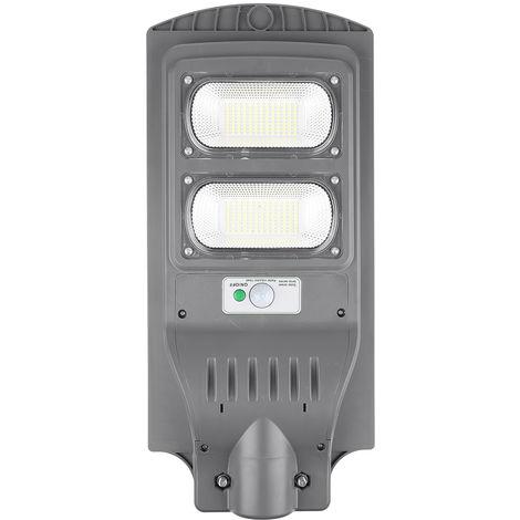 240W LED Solar Street Light PIR Outdoor Motion Sensor