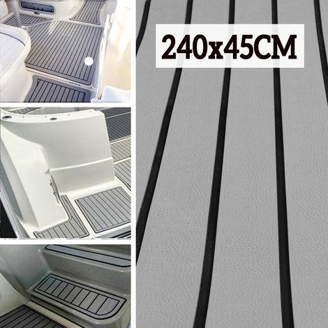 240X45Cm Foam Boat Floor Eva Marine Decking Sheet Non-Slip Yacht Floor Hasaki