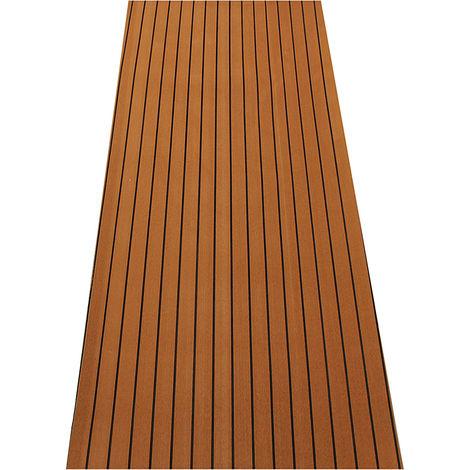 """main image of """"240X90Cm Marine Boat Carpet Eva Teak Tack Decking Sheet"""""""