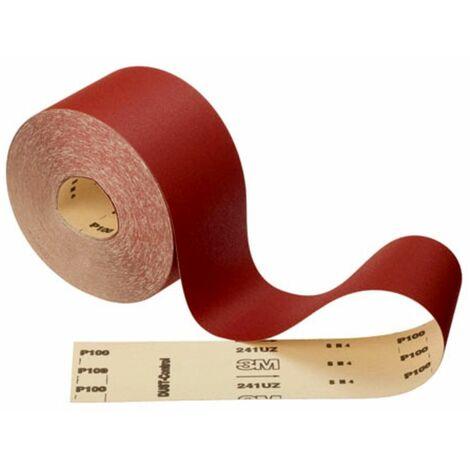 241 UZ Red Paper Rolls - 115mm x 50m