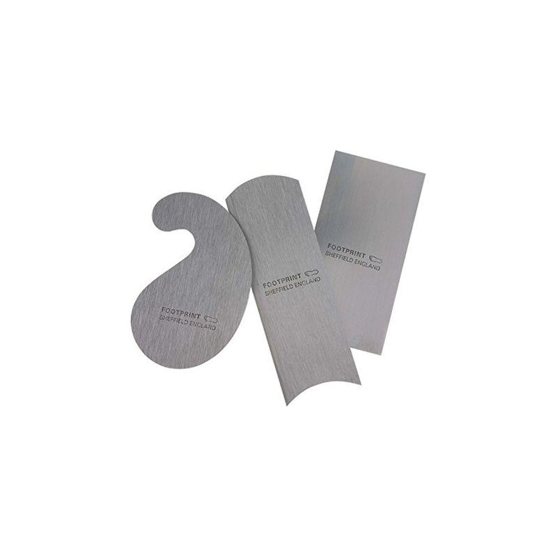 Image of Foo242 Cabinet Scrapers - Footprint