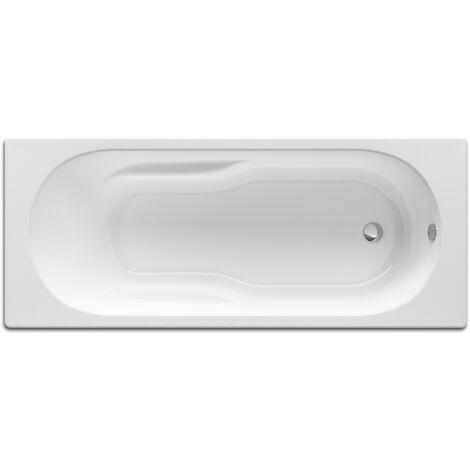 "main image of ""ROCA Bañera acrilica rectangular Genova-N 1500X700 - Color Blanco"""