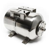 24L INOX PRESSURE TANK Vessel WATER EPDM Membrane Domestic Waterworks Stainless Steel
