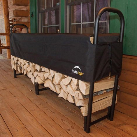 2.4m Log rack