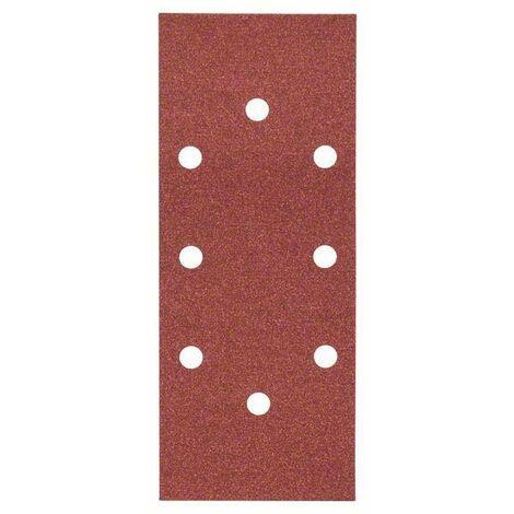 = 80/Ponceuse vibrante 50/x Papier abrasif feuilles abrasives 115/x 280/mm 14/trous k/örn