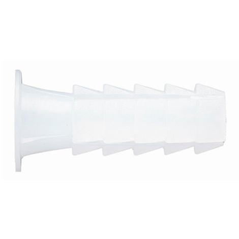 25 chevilles polypropylène 9 x 30 mm (D. 9 mm) - TACOP09 - Index - -