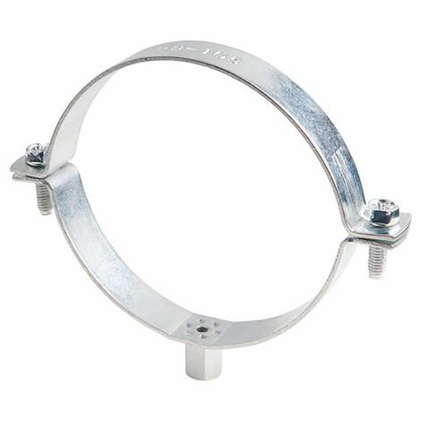 25 colliers métalliques lourds renforcés M8 - M10 D. 159 - 166 mm - ABRE160 - Index - Autre -