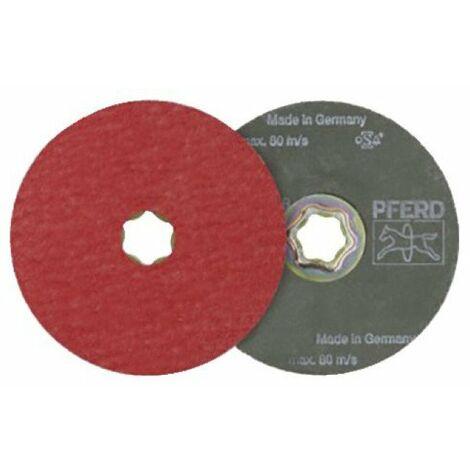 25 disque fibre combiclickdesignation : disque abrasif | grain: 80