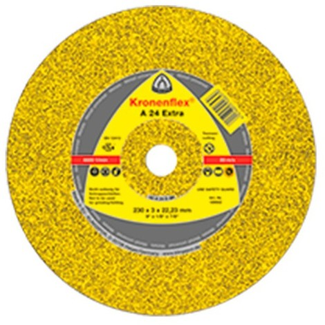 25 disques à tronçonner MP EXTRA A 24 EX D. 180 x 2 x 22,23 mm - Métal - 286455 - Klingspor - -