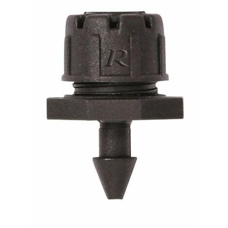 25 Goutteurs réglables tuyau Ø 16 mm