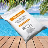 25 Kilogramm Meersalz - geeignet für Intex Chlorgenerator