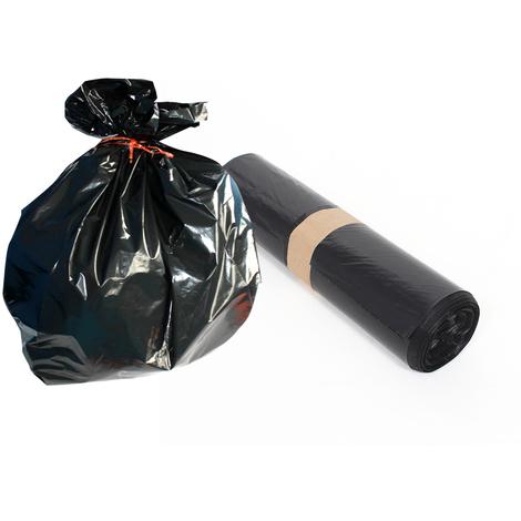 25 Sacs Poubelle - 25 sacs de 30 litres : 50 x 70 cm - Tout pour cuisiner