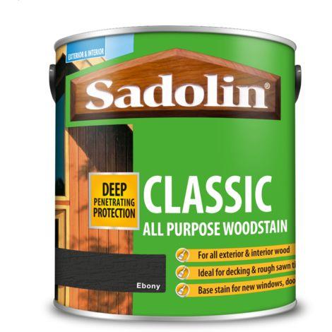 2.5 Sadolin Classic Ebony