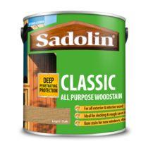 2.5 Sadolin Classic Light Oak