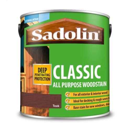 2.5 Sadolin Classic Teak