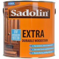 2.5 Sadolin Extra Mahogany