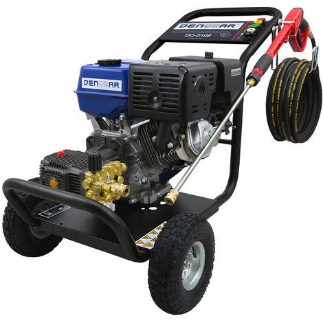 250 bar Hochdruckreiniger mit 9,6 kW (13 PS) Benzinmotor