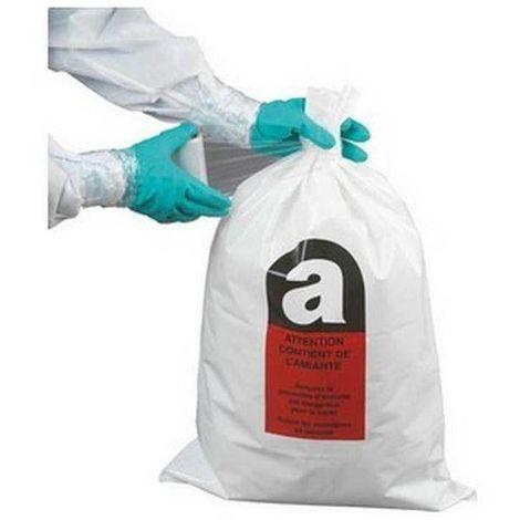 250 Sacs de récupération de déchets amiantés - T. TU - Coverguard