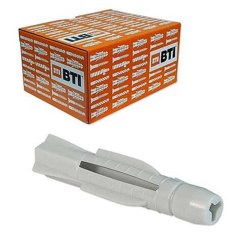 250 Stk. BTI-Multifunktionsdübel ProCon 8 x 50 mm