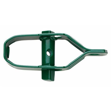 250 tendeurs fil de fer vert 85 x 29,5 mm - CMTENSOVE - Index - Vert